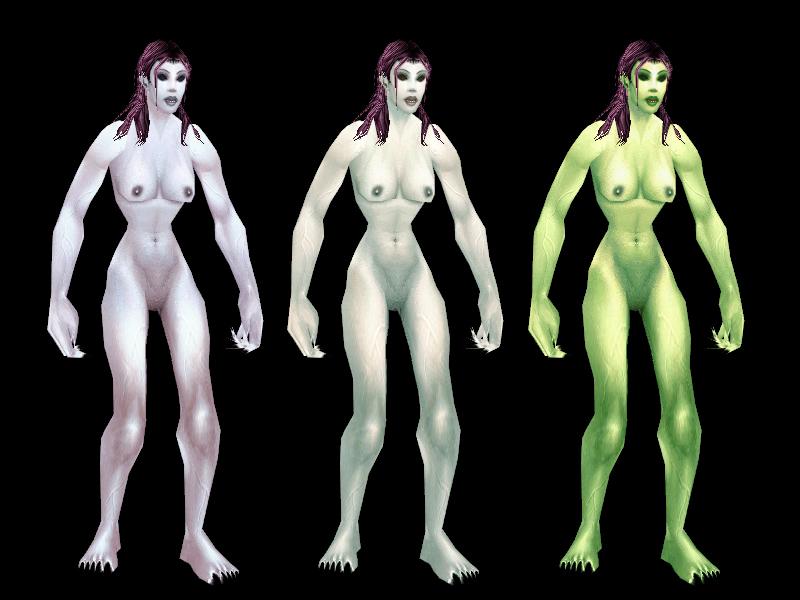 undead Nude warcraft
