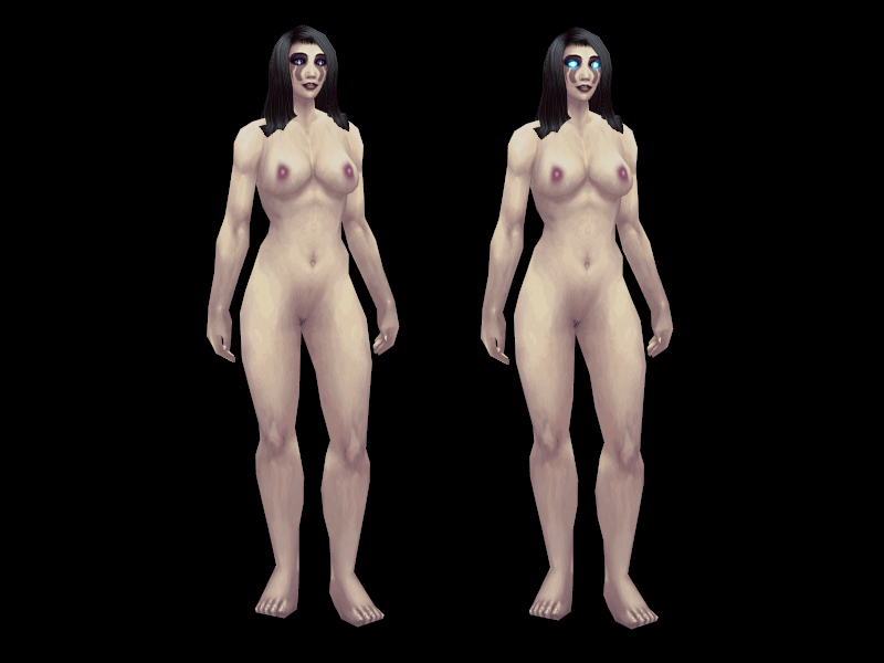 nude warcraft human World of female