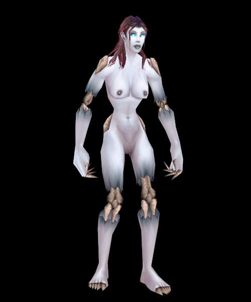 warcraft undead Nude