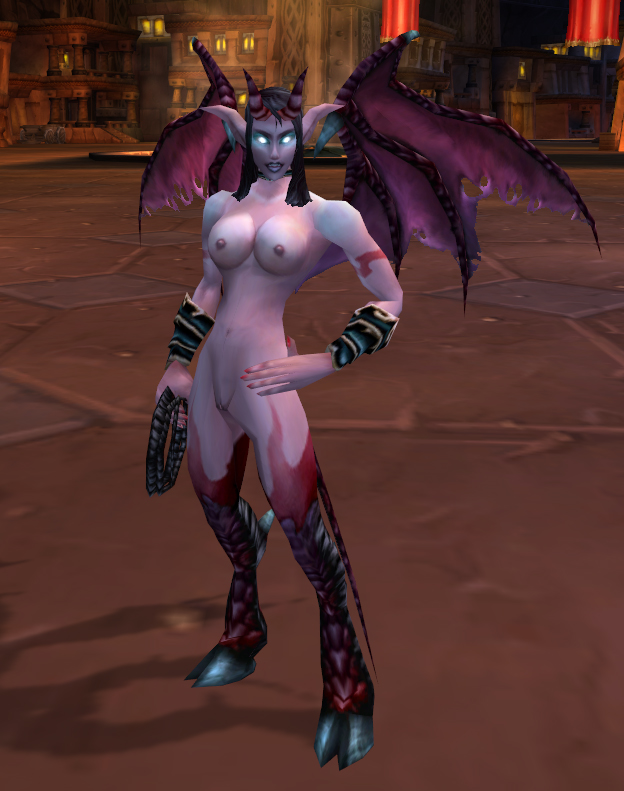 Think, that world of warcraft succubus nude what