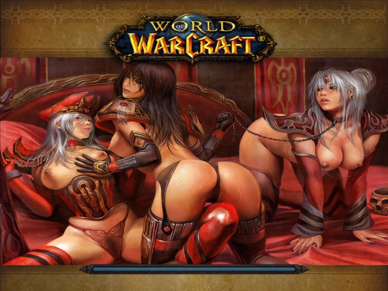 World of warcraft naked photo exposed reality bitch